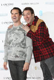 Jimmy Carr and Jonathan Ross