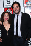 Fanny Veliz and Adrian Manzano