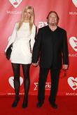 Stephen Stills and Kristen Stills