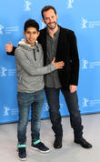 Berlin, Actor Kristyan Ferrer and Gabriel Ripstein