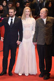 James Franco, Nicole Kidman and Werner Herzog