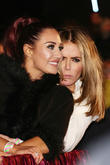 Chloe Goodman and Patsy Kensit