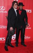 Richie Sambora and Michael Bearden