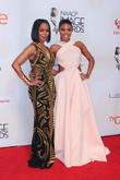 Security Stepped Up On Angela Bassett's Tv Set - Report