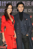 Maggie Q and And Chen Kun
