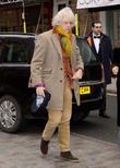 Bob Geldof's Property Burgled
