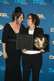 Katey Sagal and Lisa Cholodenko