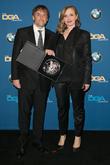 Richard Linklater and Julie Delpy