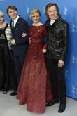 Paul Dano, Elizabeth Banks and Bill Pohland