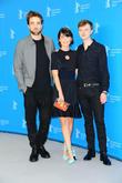 Robert Pattinson, Alessandra Mastronardi and Dan Dehaan