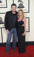 Miranda Lamber and Blake Shelton