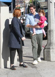Alyson Hannigan, Alexis Denisof and Keeva Denisof