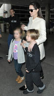 Angelina Jolie And Children Enter Therapy Amid Divorce Upheaval