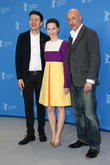 Christian Friedel, Katharina Schüttler and Oliver Hirschbiegel