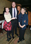 Dianne Wiest, Darren Goldstein, Tonya Pinkins and Patricia Conolly