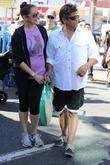 Erik Estrada and Nanette Mirkovich