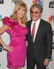 Leeza Gibbons and Geraldo Rivera
