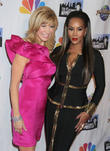 Leeza Gibbons and Vivica A. Fox