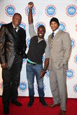 Theo Ratliff, Uriah Hall and Michael Harris