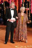 Dame Judi Dench and David Mills