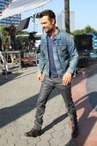 Josh Duhamel Offers Up Fergie As Co-star's Surrogate