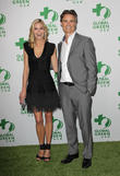 Brooke Burns and Dylan Neal