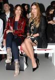 Yasmin Lebon and Amber Lebon