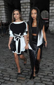 Jade Thirlwall and Leigh-anne Pinnock