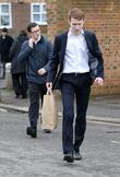 Eastenders, Jamie Borthwick and Harry Reid