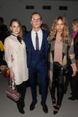 Rosie Fortescue, Ollie Proudlock and Guest