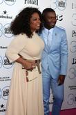 Oprah Winfrey and David Oyelowo