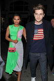 Vanessa White and Gary Salter