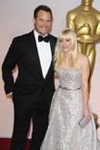 Chris Pratt and Anna Faris