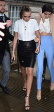 Kendall Jenner and Cara Delevingne