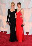 Melanie Griffith and Dakota Johnson