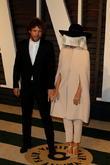 Sia, Producer Erik Anders Lang and Vanity Fair