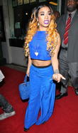 Keyshia Cole Reunites With Estranged Husband At Tv Show Premiere Party