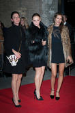 Stella McCartney, Mary McCartney and Dasha Zhukova