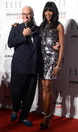 Naomi Campbell and Manolo Blahnik