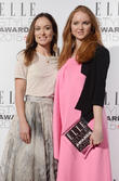 Olivia Wilde and Lily Cole
