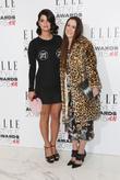 Pixie Geldof and Ashley Williams