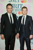 Anthony McPartlin (l) and Declan Donnelly