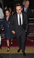 Anthony Mcpartlin and Lisa Armstrong