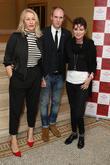 Sara Dallin, David Thomas and Lisa Stansfield