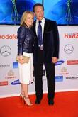 Heather Milligan and Arnold Schwarzenegger