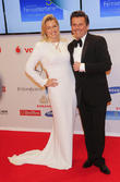 Claudia Anders and Thomas Anders