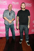 Rick Harrison and Corey Harrison