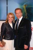 Arnold Schwarzenegger and Heather Milligan