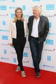 Holly Branson and Sir Richard Branson