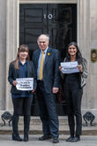 Paige Mcconville, Vince Cable and Pallavi Boppana